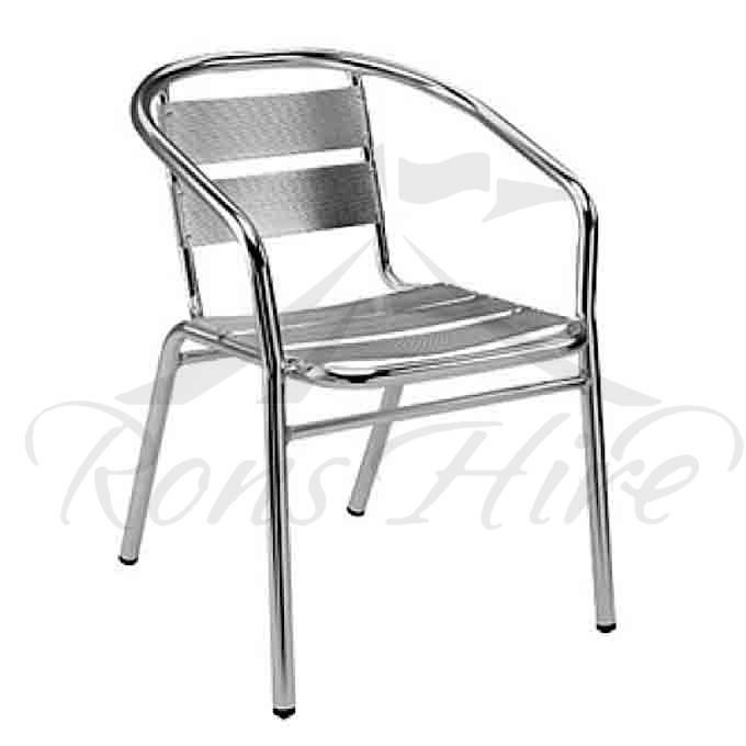 Chair - Aluminium Sling Chair