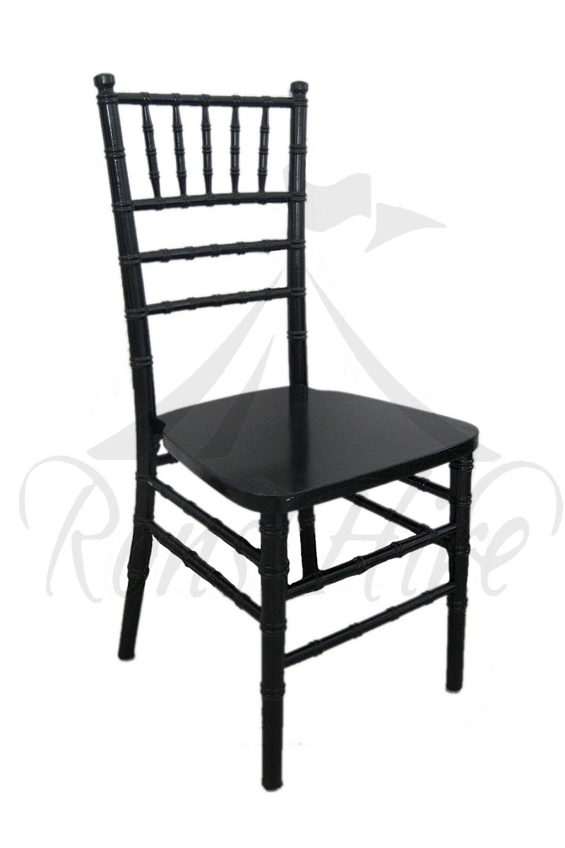 Chair - Black Tiffany Chair
