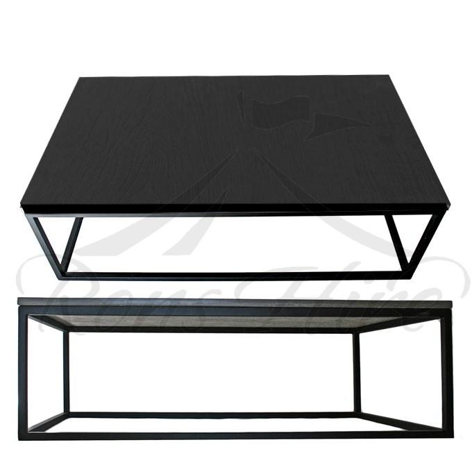 Stage - Black Wooden 1.2m x 2.4m Set Legs Stage
