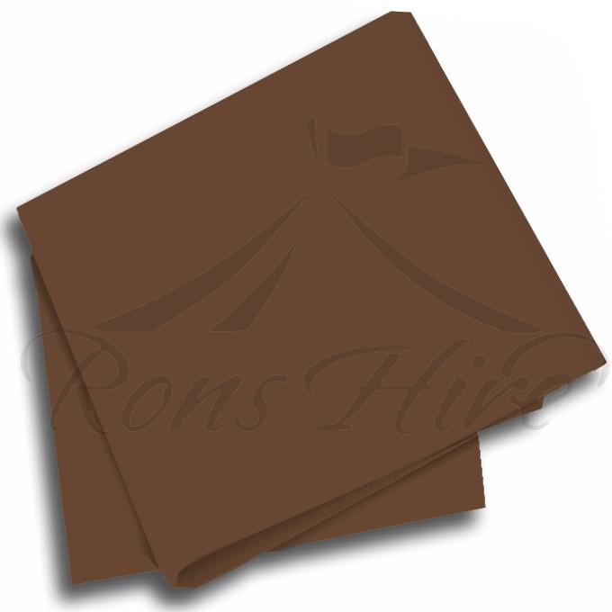 Napkin - Brown Linen Napkin