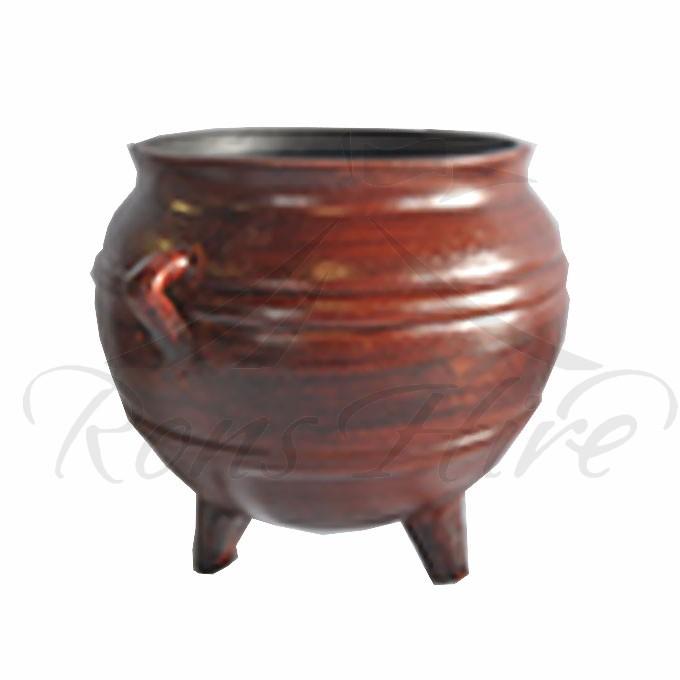 Pot - Clay No. 2 Potjie Pot