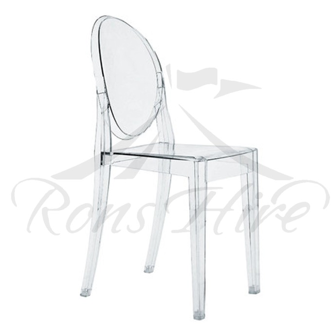 Chair - Clear Ghost Chair
