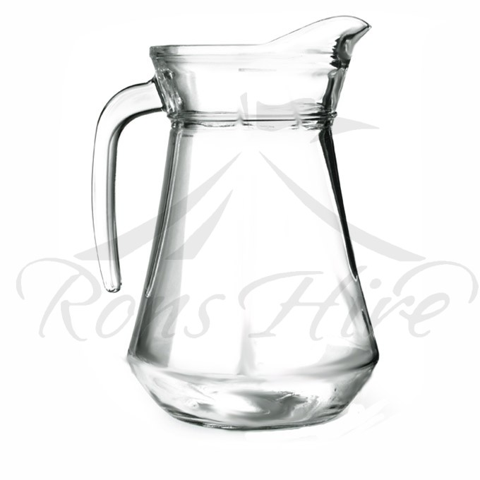 Jug - Clear Glass Classic 1.5 litre Jug