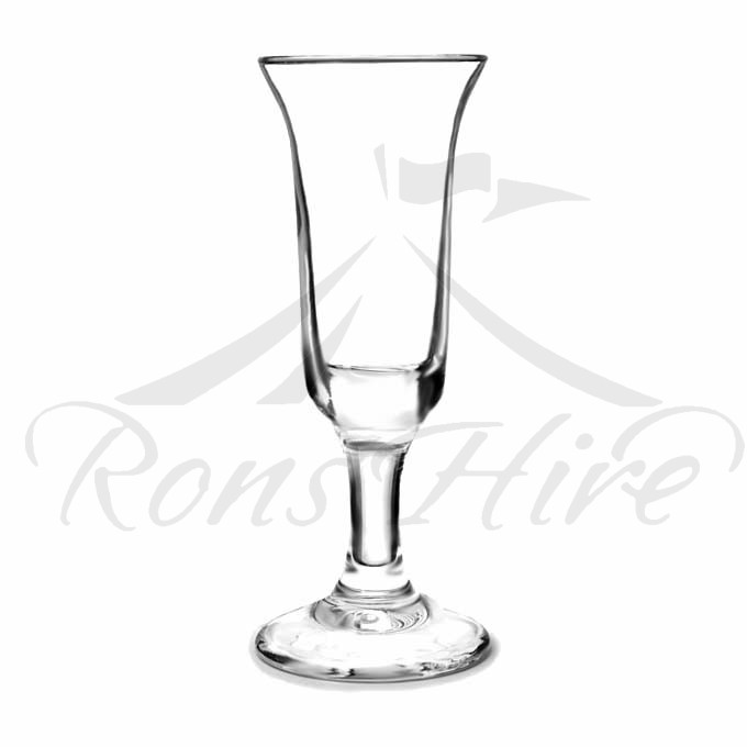 Glass - Clear Glass Elgin Small Sherry Glass