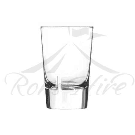 Glass - Clear Glass Shooter Glass