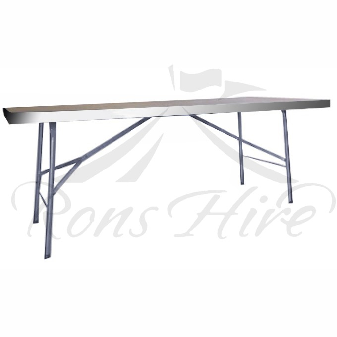 Table - Trestle 1.8 x 0.75m Rectangular Table