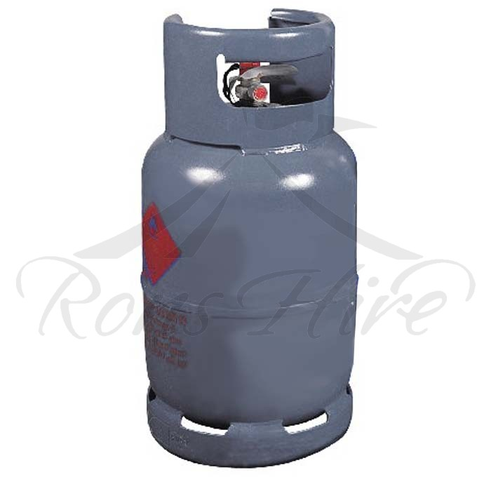 Gas - Metal 9kg Bottle Gas