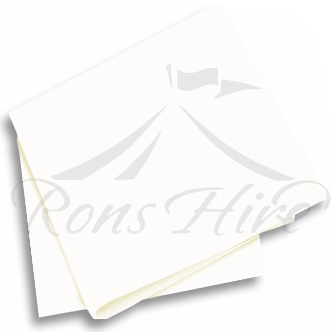 Napkin - Off White Linen Napkin