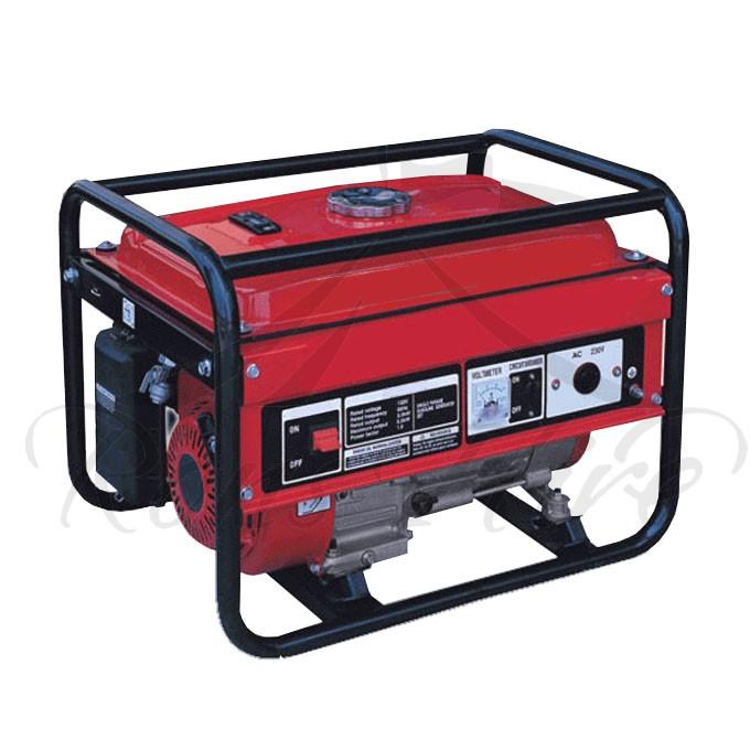 Generator - Petrol 2.5kVA Generator