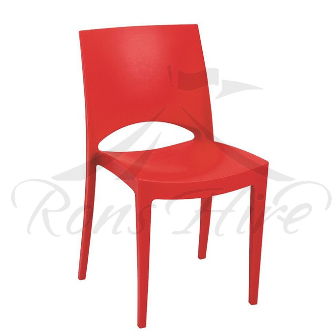 Chair - Plastic Star Chair