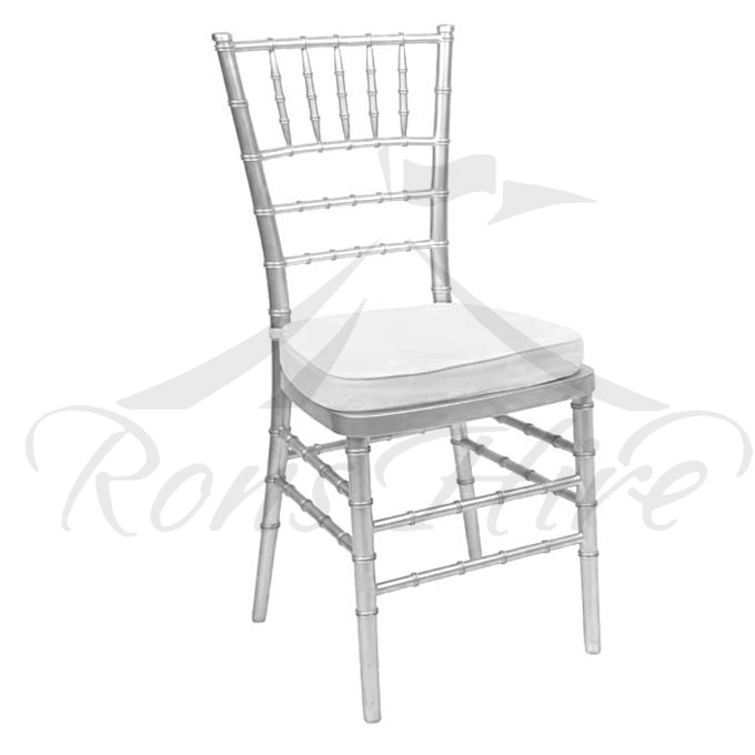 Chair - Silver Tiffany Chair