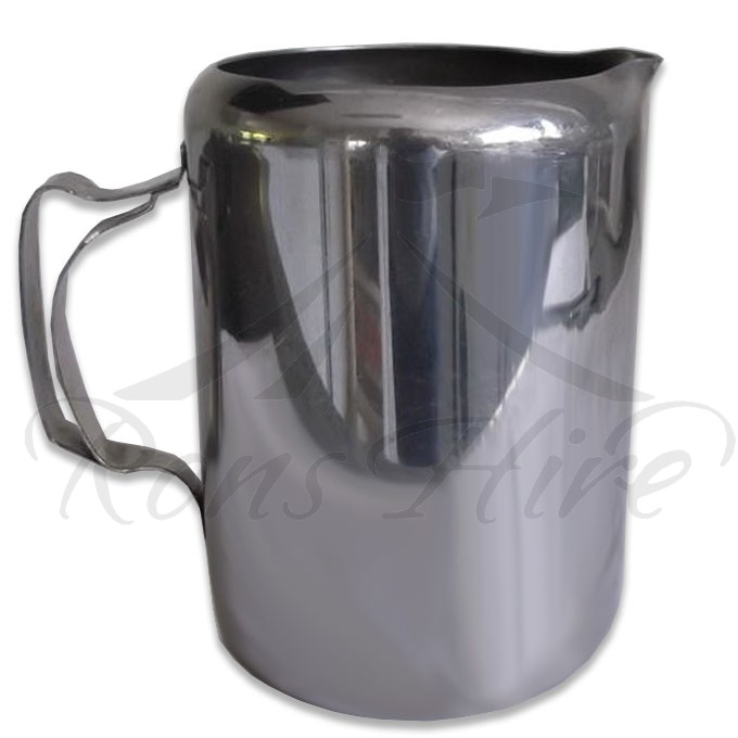 Jug - Stainless Steel 750ml Milk Jug