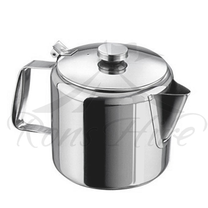 Pot - Stainless Steel Large Tea Pot