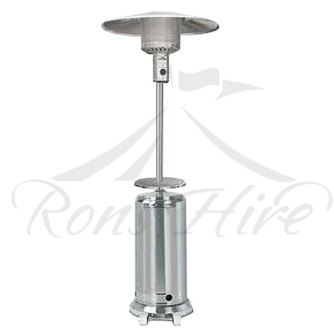 Heater - Stainless Steel Patio Mushroom Heater