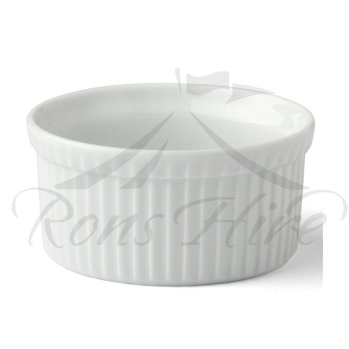 Ramekin - White Large Ramekin