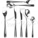 Stainless Steel Infinity Place Setting