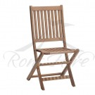 Chair - Natural Wooden Folding Chair
