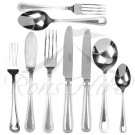 Stainless Steel Beaded Place Setting