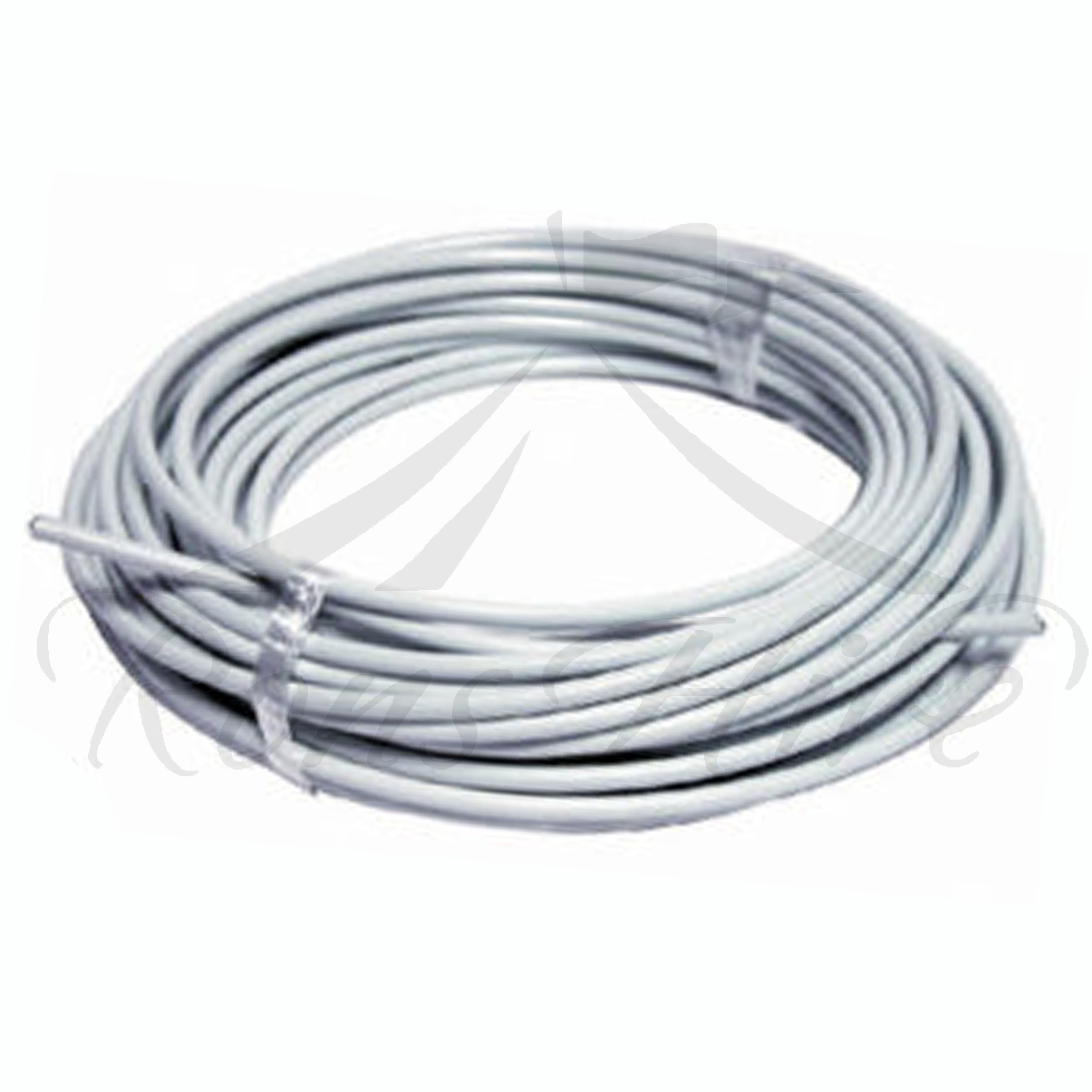 Electrical Power Cord : White cable electrical m extension cord ron s hire event